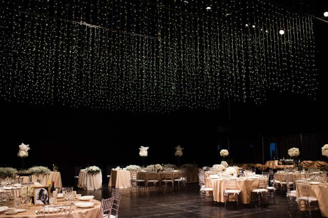 Hollywood theatre wedding