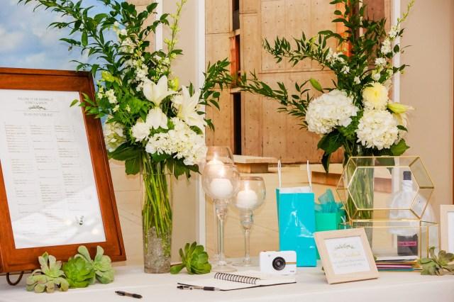 glamorous San Diego wedding
