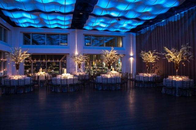 New York Frozen wedding