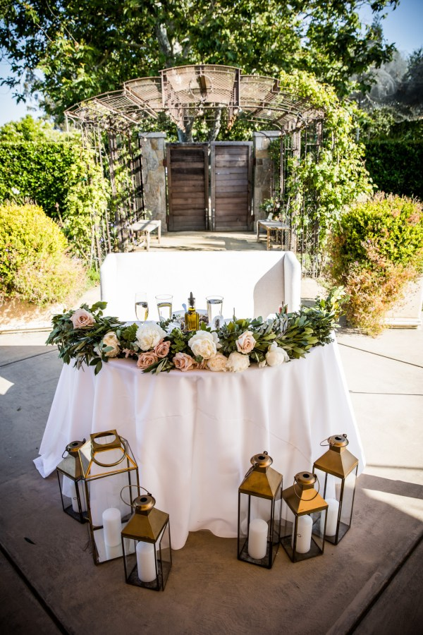 Sonoma vineyard wedding