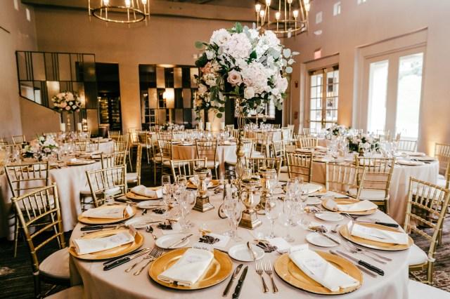 elegant California wedding