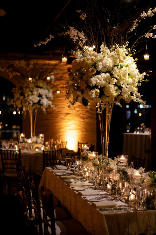 magical urban wedding