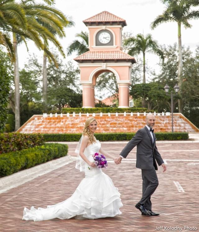 Florida Jewish wedding