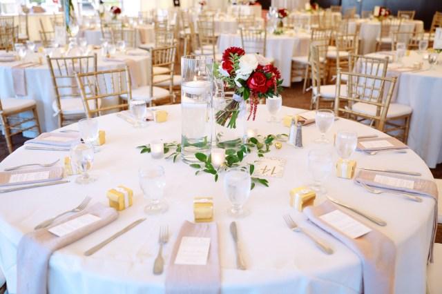 Oregon country club wedding