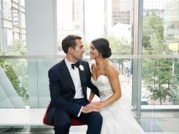 elegant hotel wedding