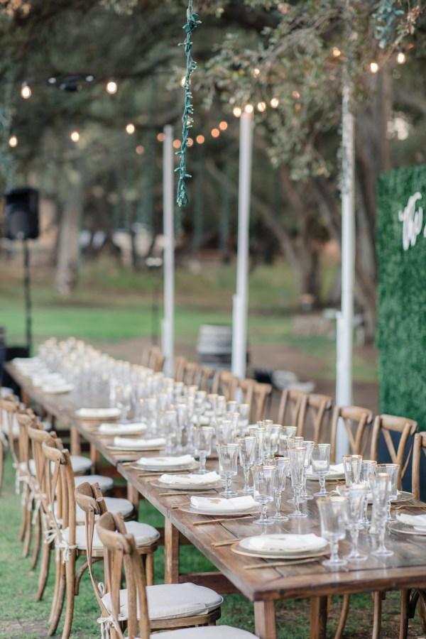 boho ranch wedding