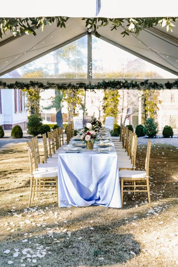 modern Victorian wedding