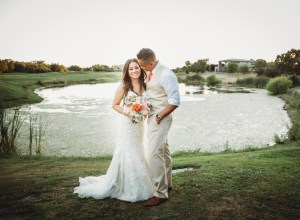 orange country club wedding