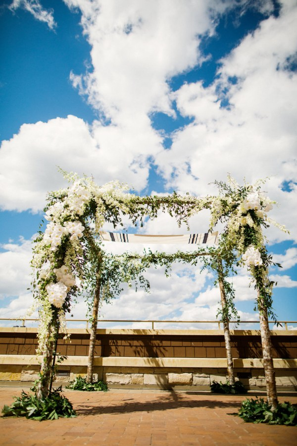 outdoor Utah wedding