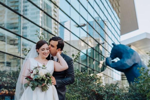 fall Denver wedding