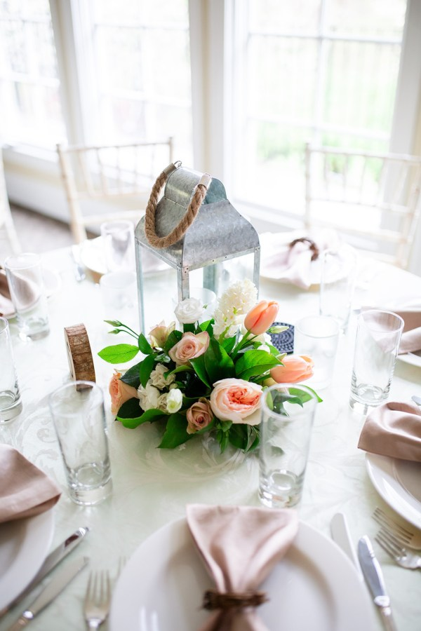 spring Virginia wedding