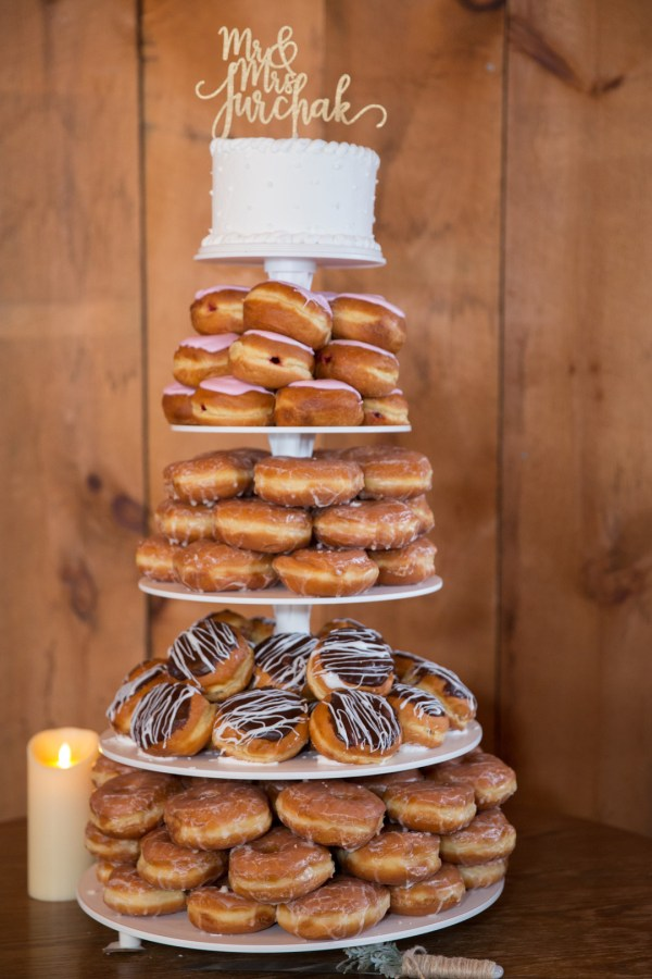 rustic DIY wedding