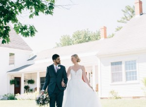 whimsical barn wedding