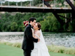 classic country club wedding