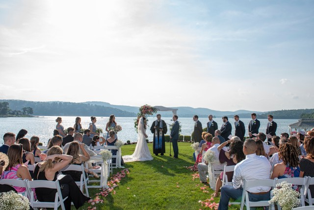 Connecticut countryside wedding