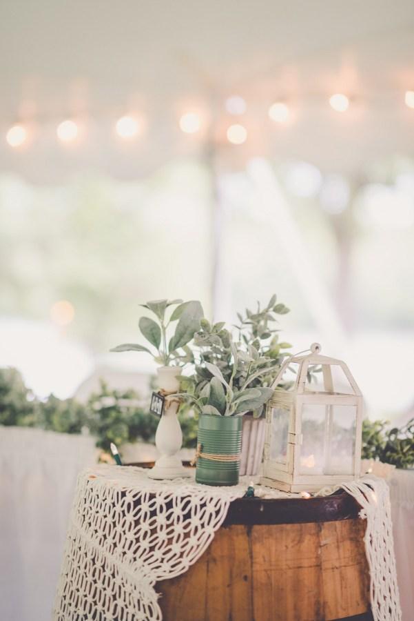 boho lake wedding