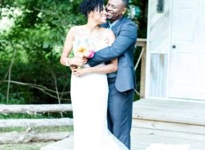 rustic Tennessee wedding