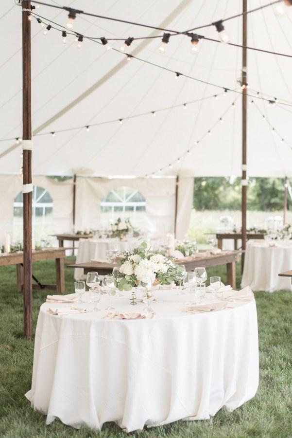 chic outdoor wedding