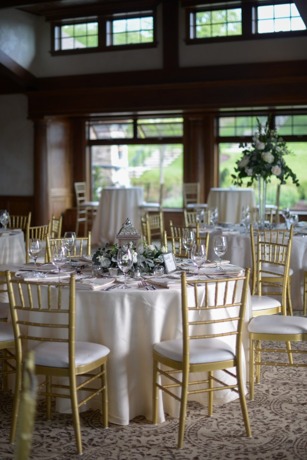 classic country club wedding