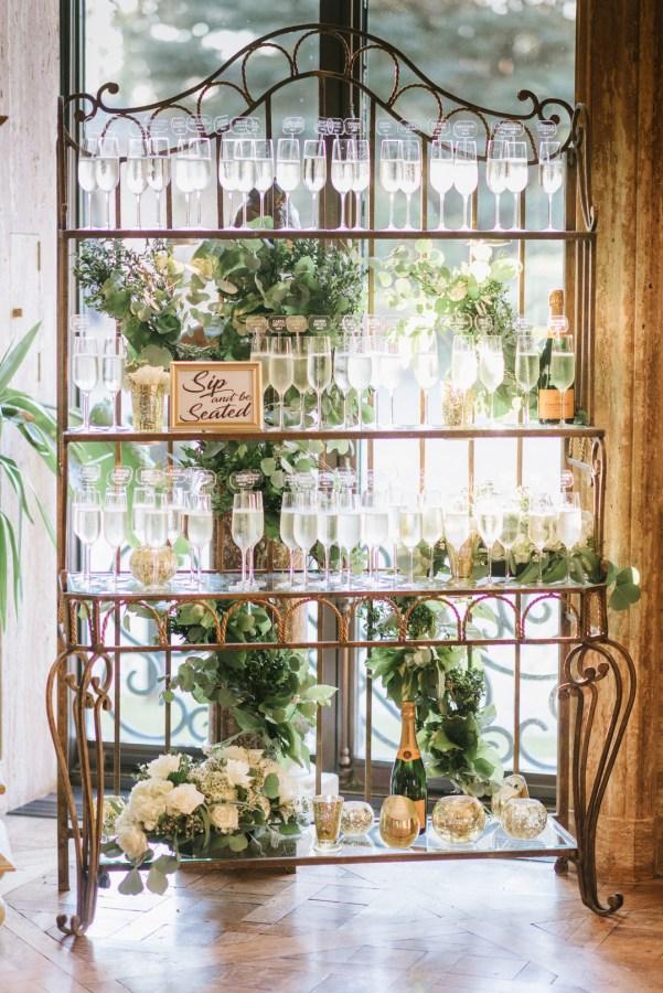 elegant modern wedding