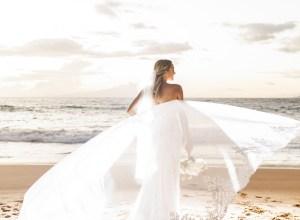 Tropical Maui Wedding