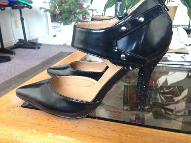 how to fix chewed up heels