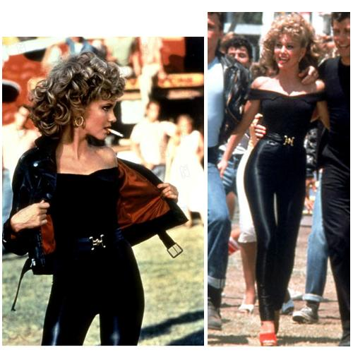 sandy-in-grease