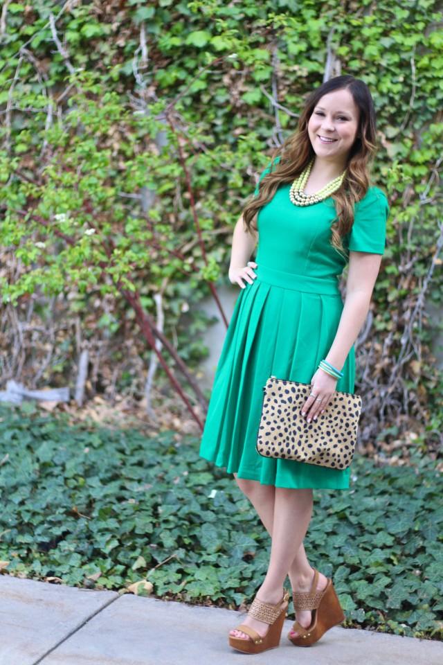 green dress 11