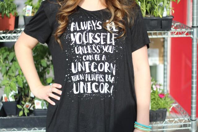 Unicorn T-shirt 9