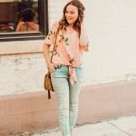 Modest fashion blogger utah