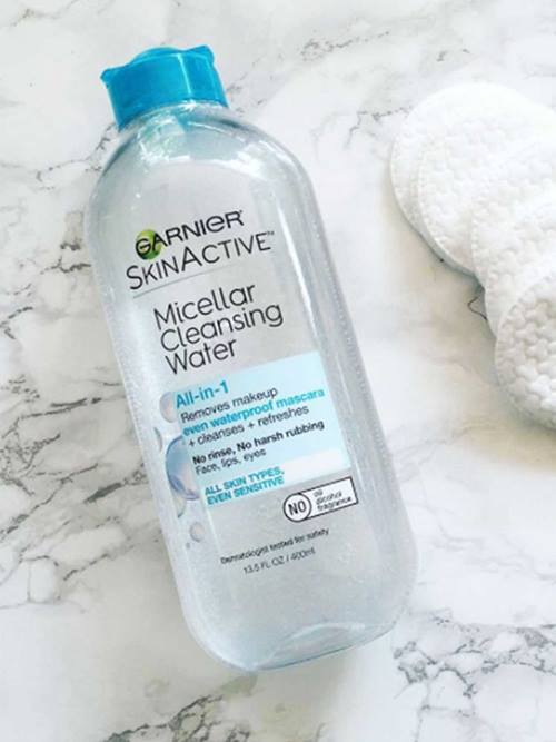 How I Healed My Hormonal Acne Micellar Water