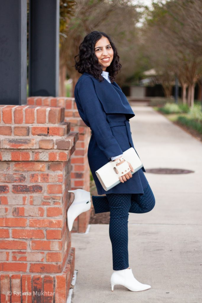 long cardigan outfit ideas waterfall collar sweater