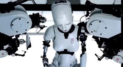 """Music Video de """"All is full of love"""", do álbum Homogenic."""