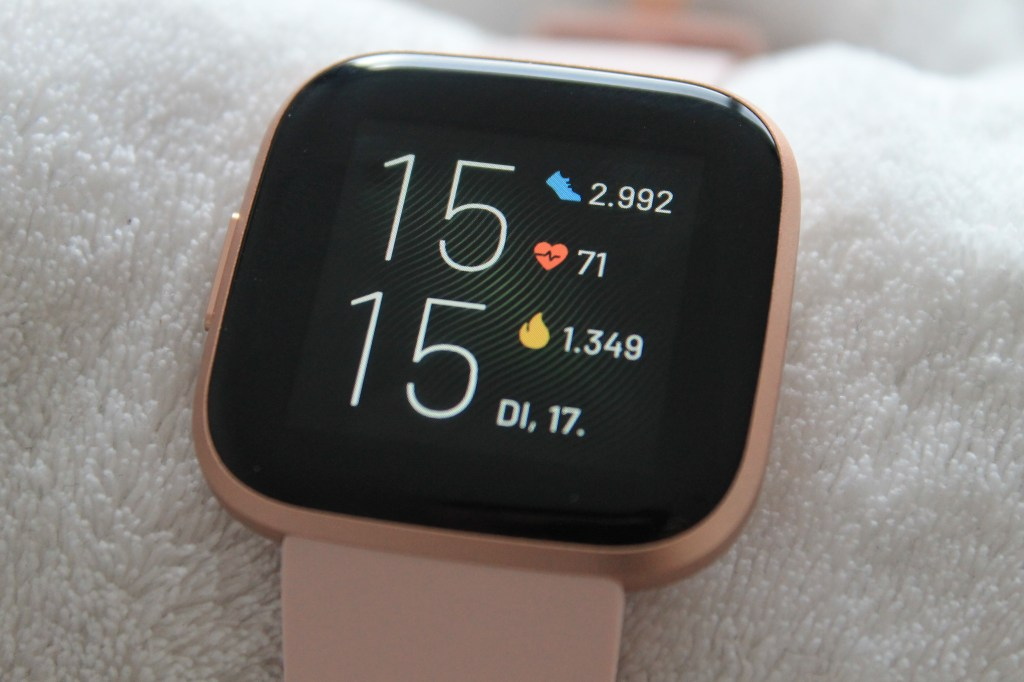 fitbitversa2 review