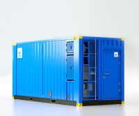 Office cabin modules - Modex - DNV certified offshore ...