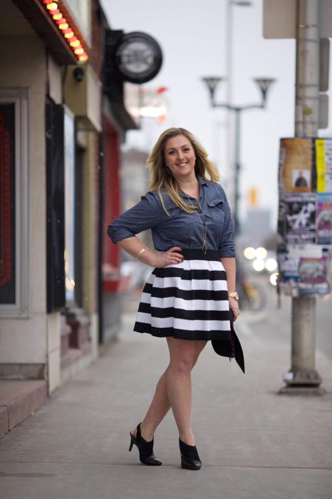 Chantal Sarkisian Mode XLusive Plus Size Fashion Blog Ottawa Blogger