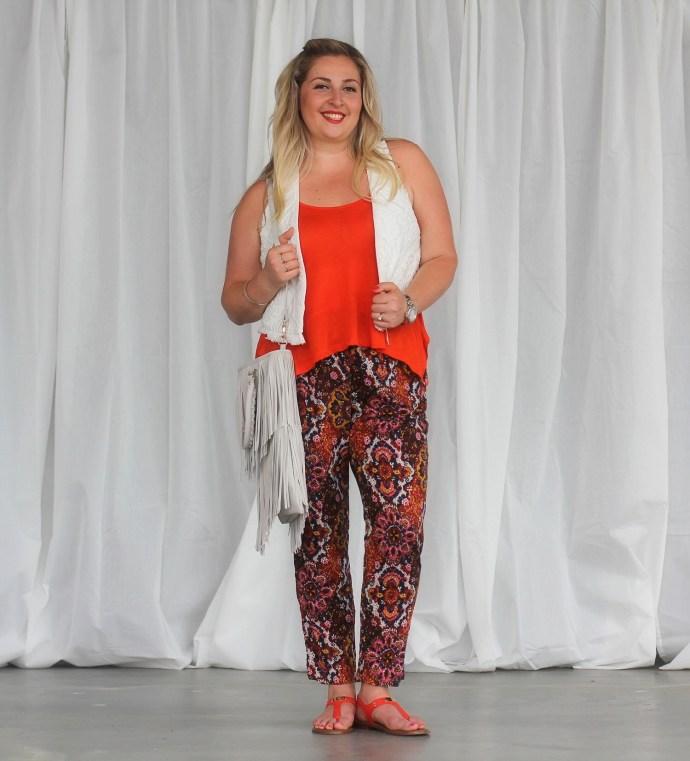 H&M Bayshore Plus Size Fashion Ottawa Fashion blog mode XLusive Chantsy Chantal Sarkisian