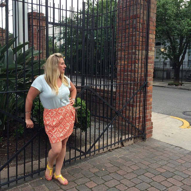 New Orleans Chantal Sarkisian Mode Xlusive Plus Size Blog Ottawa street style 2