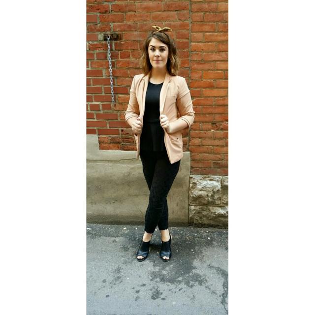Kay Country Meets City Mode XLusive Style Profile Ottaw curvy Fashion plus size blogger chantsy chantal Sarkisian