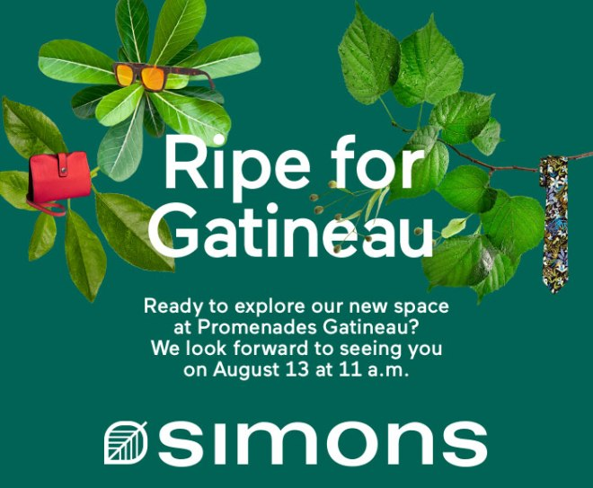 New Simons open in Gatineau Chantsy Ottawa Blogger Montreal Store Canadian Fashion mode XLusive fashion blogger