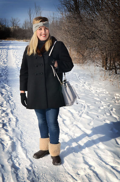 Ottawa Fashion Blog Curvy Style Blogger Chantal Sarkisian Chantsy Mode Xlusive Winter Street Style