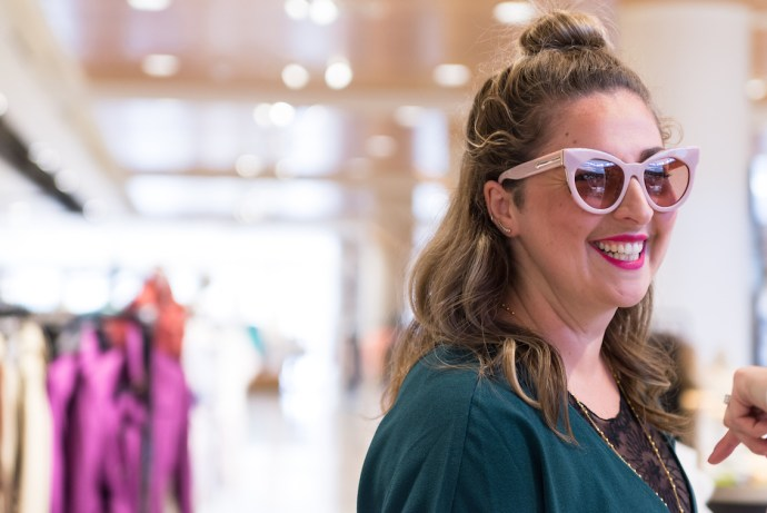 Ottawa Fashion Blog Chantal Sarkisian Curvy Style Blogger Nordstrom Lookbook Chantsy Mode XLusive Ottawa influencer