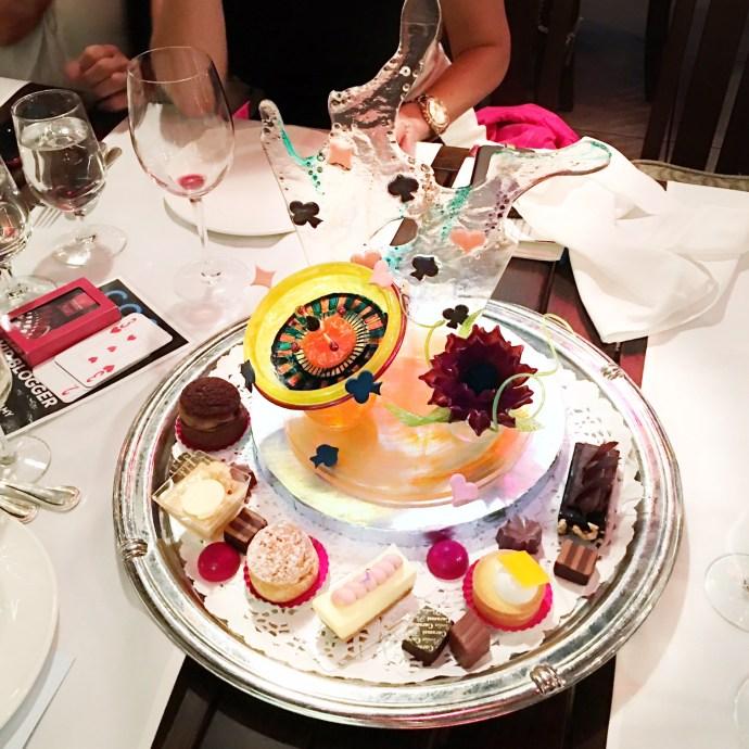Casino Lac Leamy Gatineau Ottawa Fashion Blog Arome restaurant desserts