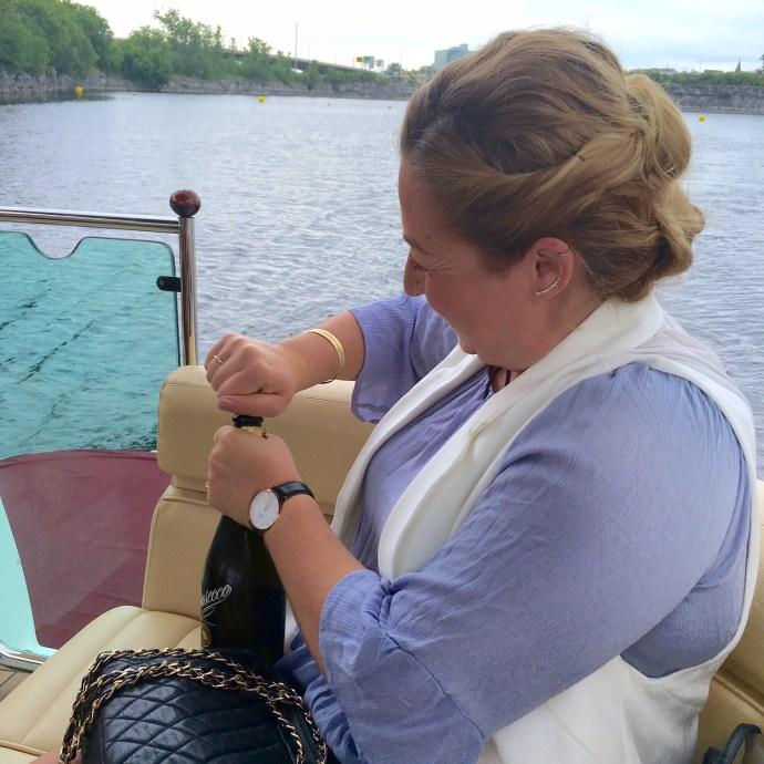 Casino Lac Leamy Gatineau Ottawa Fashion Blog boat ride for high rollers 1