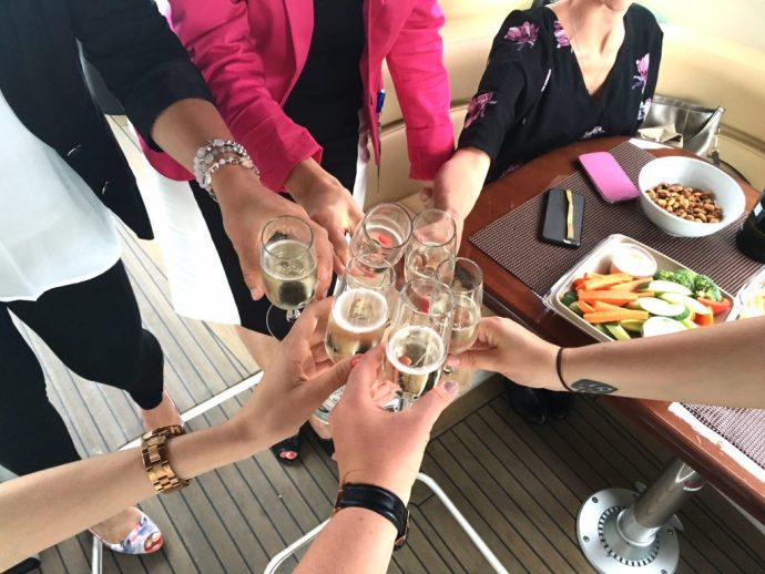 Casino Lac Leamy Gatineau Ottawa Fashion Blog boat ride for high rollers 2
