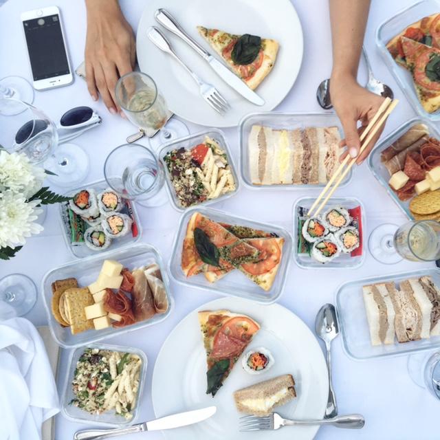 Diner en Blanc 2016 Ottawa Fashion Blog 10 Metro sponsor