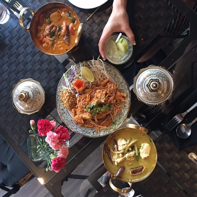 Social Thai Ottawa Foodie Thai Restaurant. blog