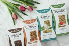 Metro local products Ottawa_Fashion Blog_Enerjive quinoa crackers 1