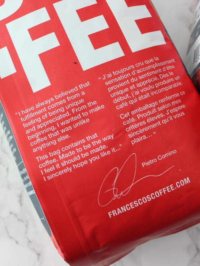 Metro local products Ottawa_Fashion Blog_Francescos Coffee 7