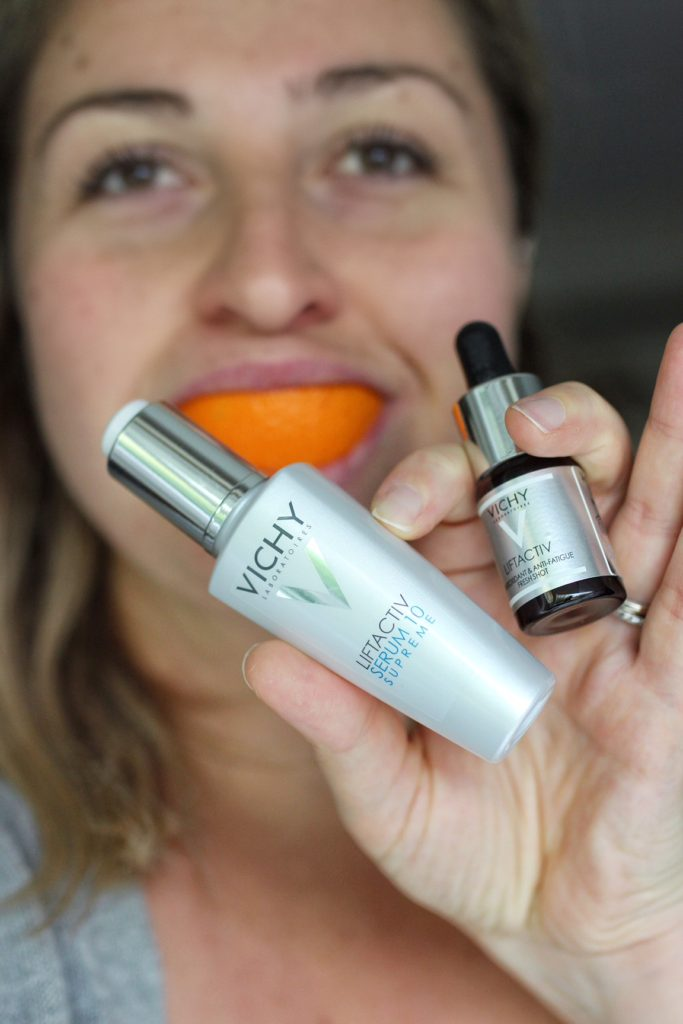 Product Review: What my face looks like after 10 days of Vichy Liftactiv with Vitamin C